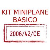 KIT BÁSICO MINIPLANE ADAPTACIÓN 2006/42/CE