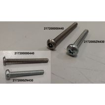 Security Screw Torx FUSION M4X30 (Kit of 5 Units) ZN