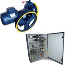 COMBI Basic: Modernisation Geared Machine Microbasic Electr Installation Operating Panels