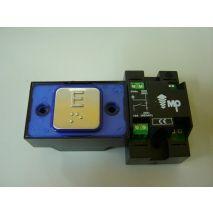 Compac T Braille Halo Blue 1C 24V (E) Mp