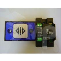 Compac T Braille Blue 1Cont (Open Door) Ti