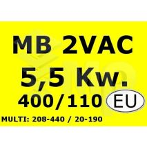 Controller MB 2Sac 5.5Kw 400V W/O Res 10S
