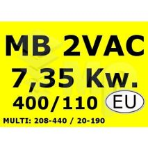 Controller MB 2Sac 7.35Kw 400V W/O Res 16S