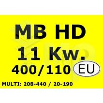 Controller MB Hid D 11.0Kw 400V W/O Res 8S