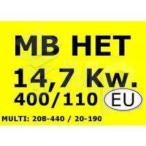 Controller MB Hid Ds 14.7Kw 400V W/O Res 8S