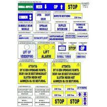 Sticker Labels Iph Dutch
