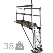 PAT800/2200 Platform for Temporary Access to the Lift Shaft (38 kg)