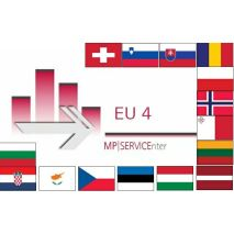 SHIPPING COSTS FLAT RATE EU4