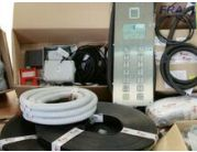 ELECTRICAL INST.: CONTROLLERS, PRE-ASSEMBLED ELE